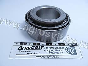 Подшипник 3007208А (DIN 33208), размеры 40х80х25/32(Польша)