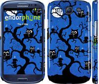 "Чехол на Samsung Galaxy S3 i9300 Совы на дереве ""2374c-11"""