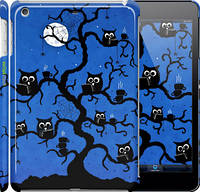 "Чехол на iPad mini Совы на дереве ""2374c-27"""