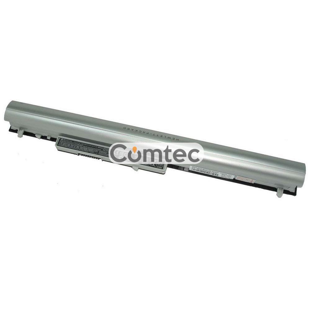 ОРИГИНАЛЬНЫЙ! Аккумулятор для ноутбука HP Compaq HSTNN-YB5M Pavilion 15-N 14.8V серебряный 2600 mAh