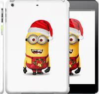 "Чехол на iPad 5 (Air) Миньоны. Рождество ""1485c-26"""