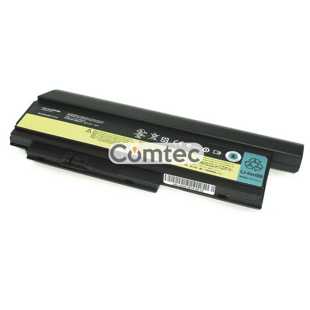 УСИЛЕННЫЙ! аккумулятор для ноутбука Lenovo-IBM 42T4940 11.1V черный 7800 mAh