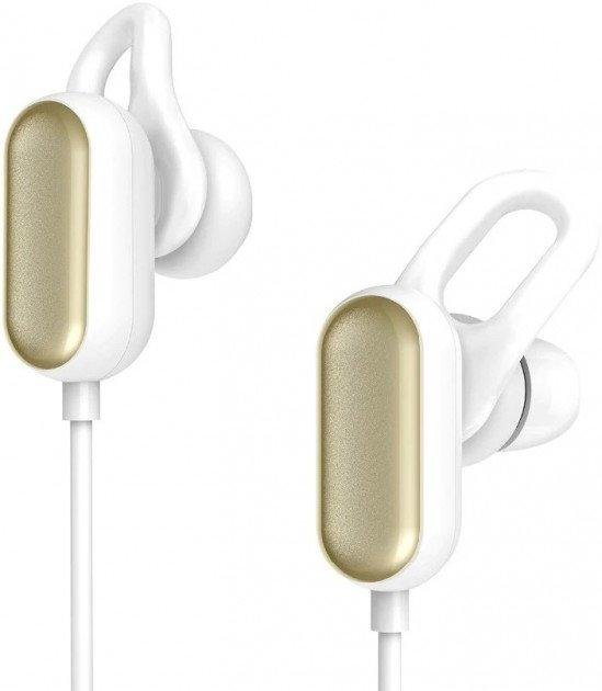 Навушники Xiaomi Mi Millet Sports Bluetooth Youth Edition, White/Black. Оригінал