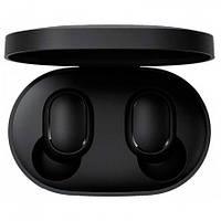 Оригинальные беспроводные наушники Xiaomi Redmi AirDots Black, фото 1
