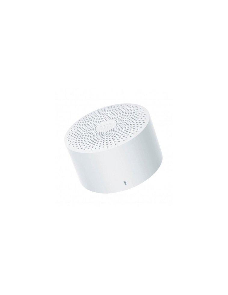 Портативна колонка Xiaomi Mi Compact Bluetooth Speaker 2 Global, акустична система, White. Оригінал
