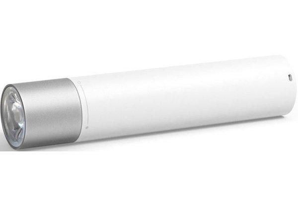 Фонарик портативный Mi Portable Flashlight White, Оригинал