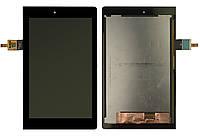 """Дисплей (экран) 10.1"""" Lenovo YogaTablet3-X50,YT3-X50M, YT3-X50F, YT3-X50L с тачскрином в сборе, черный"""