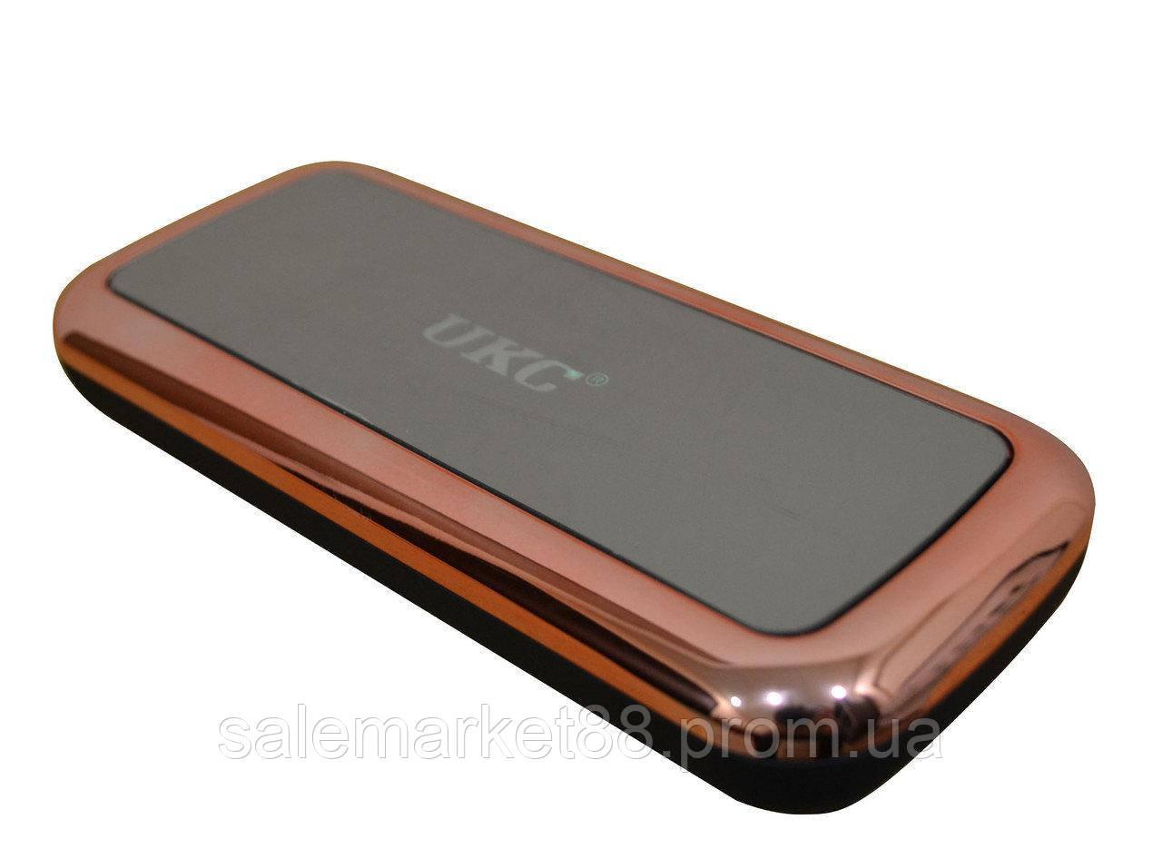Повербанк UKC 55000mAh 2USB+ фонарик ART4416