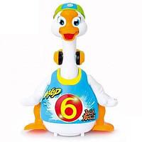 Музыкальная игрушка танцующий Гусь 828 игрушка для малышей