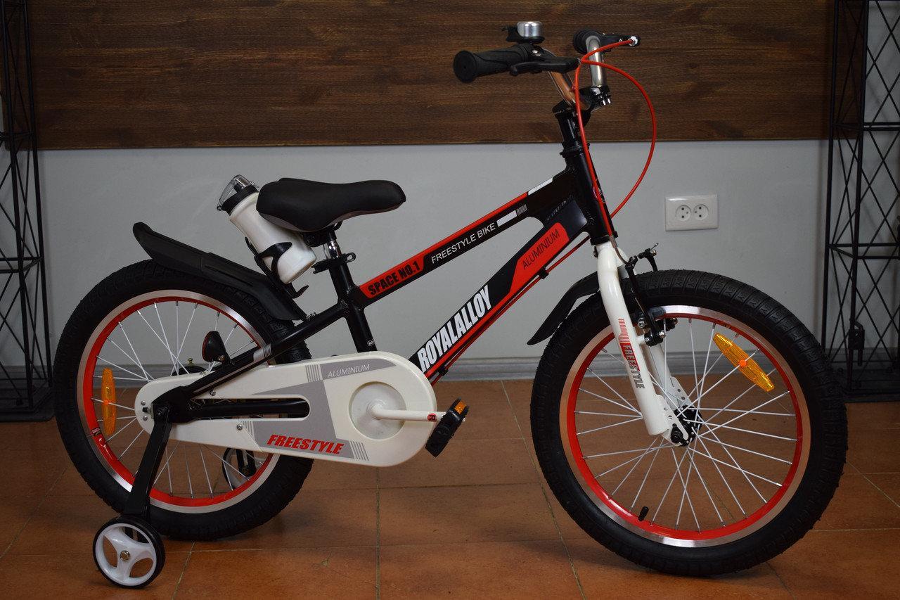 "Детский велосипед 18"" Ardis Space NO.1 AL (Royal Baby)"