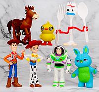 Игровой набор фигурок Disney История игрушек - 4 (7 штук)