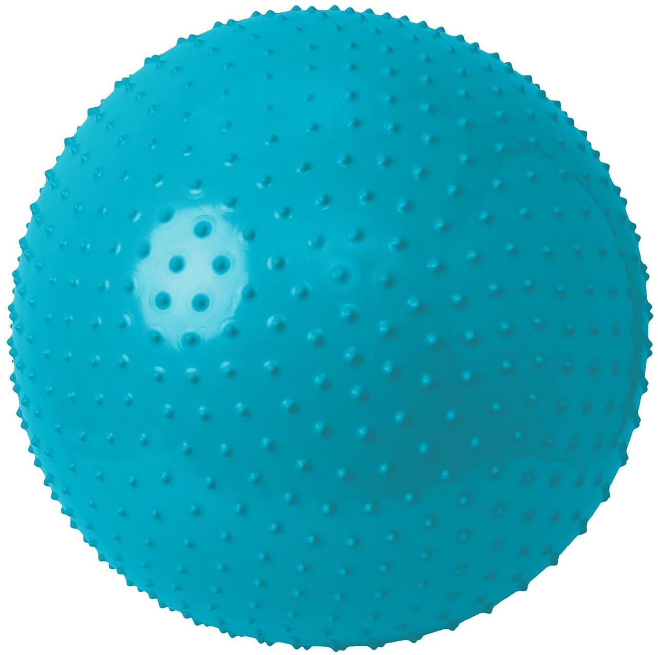 Мяч массажный Torneo, 65 см, Синий