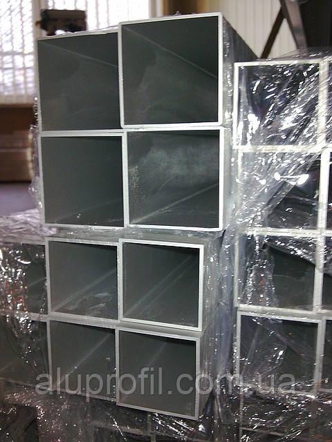 Алюминиевый профиль — труба квадратная 60х60x1,8