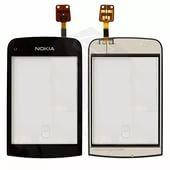 Touch screen Nokia C2-02/C2-03/С2-06 чёрный.копия