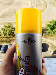 Термостойкая краска Newton Жёлтая 400мл