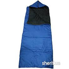 Спальний мішок зимовий ковдру синій (-10) 11807