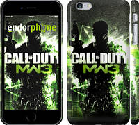 "Чехол на iPhone 6 Plus Call of Duty ""149c-48"""