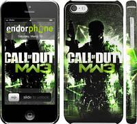 """Чехол на iPhone 5c Call of Duty """"149c-23"""""""