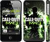 """Чехол на iPhone 4 Call of Duty """"149c-15"""""""