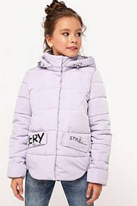 Милая детская демисезонная куртка