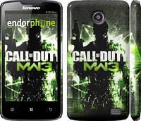 """Чехол на Lenovo A820 Call of Duty """"149c-68"""""""