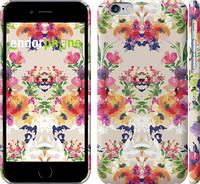 """Чехол на iPhone 6 Цветочный узор """"1083c-45"""""""