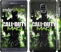"Чехол на Samsung Galaxy Note 4 N910H Call of Duty ""149c-64"""