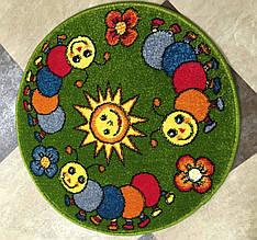 Коврик детский Kolibry весёлая компания 67×67см