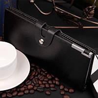 Мужской бизнес кошелек бумажник, фото 1