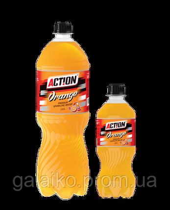 Напиток Orange Storm (Апельсин) 0,5л б/а с/г (12), фото 2