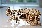 Харди-Гарди | UGEARS | Механический 3D конструктор из дерева, фото 4