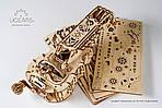 Харди-Гарди | UGEARS | Механический 3D конструктор из дерева, фото 5