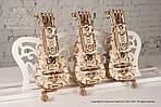 Харди-Гарди | UGEARS | Механический 3D конструктор из дерева, фото 8