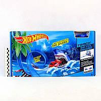 Hot Wheels Набор Автотрек Shark+1машина
