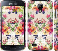 """Чехол на Samsung Galaxy S4 mini Duos GT i9192 Цветочный узор """"1083c-63"""""""