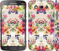 """Чехол на Samsung Galaxy Grand 2 G7102 Цветочный узор """"1083c-41"""""""