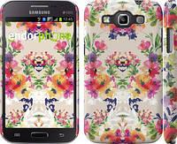 """Чехол на Samsung Galaxy Win i8552 Цветочный узор """"1083c-51"""""""