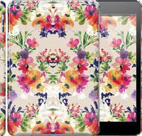"Чехол на iPad 5 (Air) Цветочный узор ""1083c-26"""
