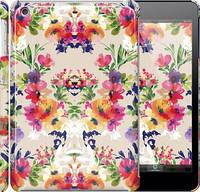 "Чехол на iPad mini Цветочный узор ""1083c-27"""
