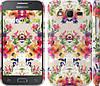 """Чехол на Samsung Galaxy Core Prime G360H Цветочный узор """"1083c-76"""""""