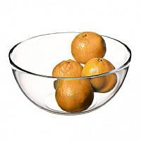 Стеклянная салатница Invitation 22см, фото 1