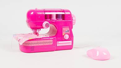 Детская швейная машинка.8802.Музыка.Свет.Педаль управления