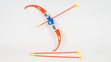Лук.777-706D. 3 стрелы на присосках.