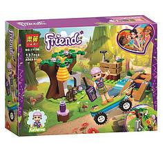 "Конструктор Bela(Lari) 11196 Френдс ""Приключения Мии в лесу"" 137 детали. Аналог Lego Friends 41363"