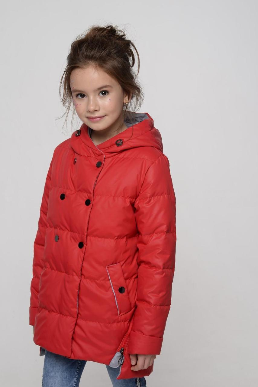 Яркая курточка для девочек