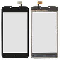 Touch screen Fly IQ441 чёрный