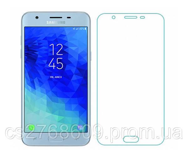 Защитное стекло / Захисне скло Samsung J337a, J3 2018 0.26mm без упаковки