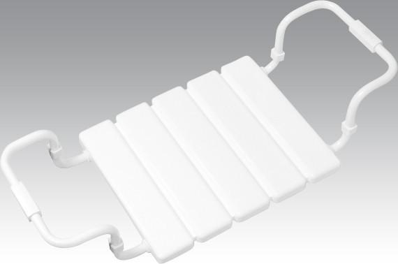 Сиденье для ванной регулируемое, нагрузка 160 кг УЦЕНКА
