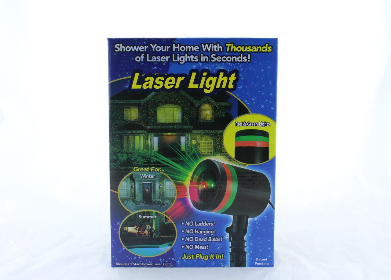 Диско LASER Light(б\в)