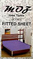 """Простынь на резинке (160х200) """"Moz Home Textile"""""""
